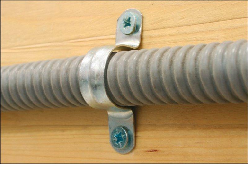 Metalna obujmica CM dve rupe