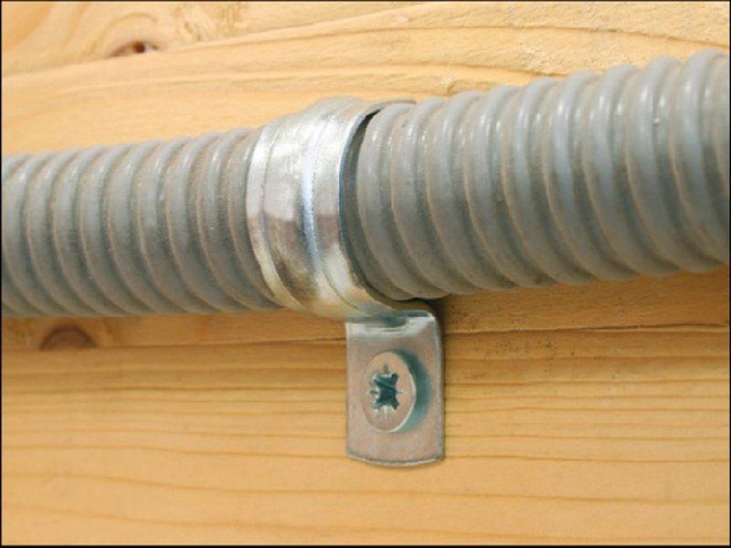 Metalna obujmica GMP jedna rupa