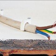 PVC obujmica za kablove STC