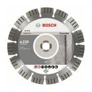 Dijamantska  ploča Bosch BPE beton