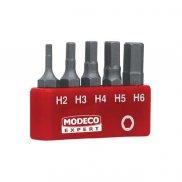 Modeco Komplet HEX nastavaka za uvrtanje