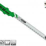 T 101 AO  Ubodna testerica za drvo CLEAN za krivine
