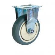 Točkovi za kolica   SIVI termoplastik  FIKSNI